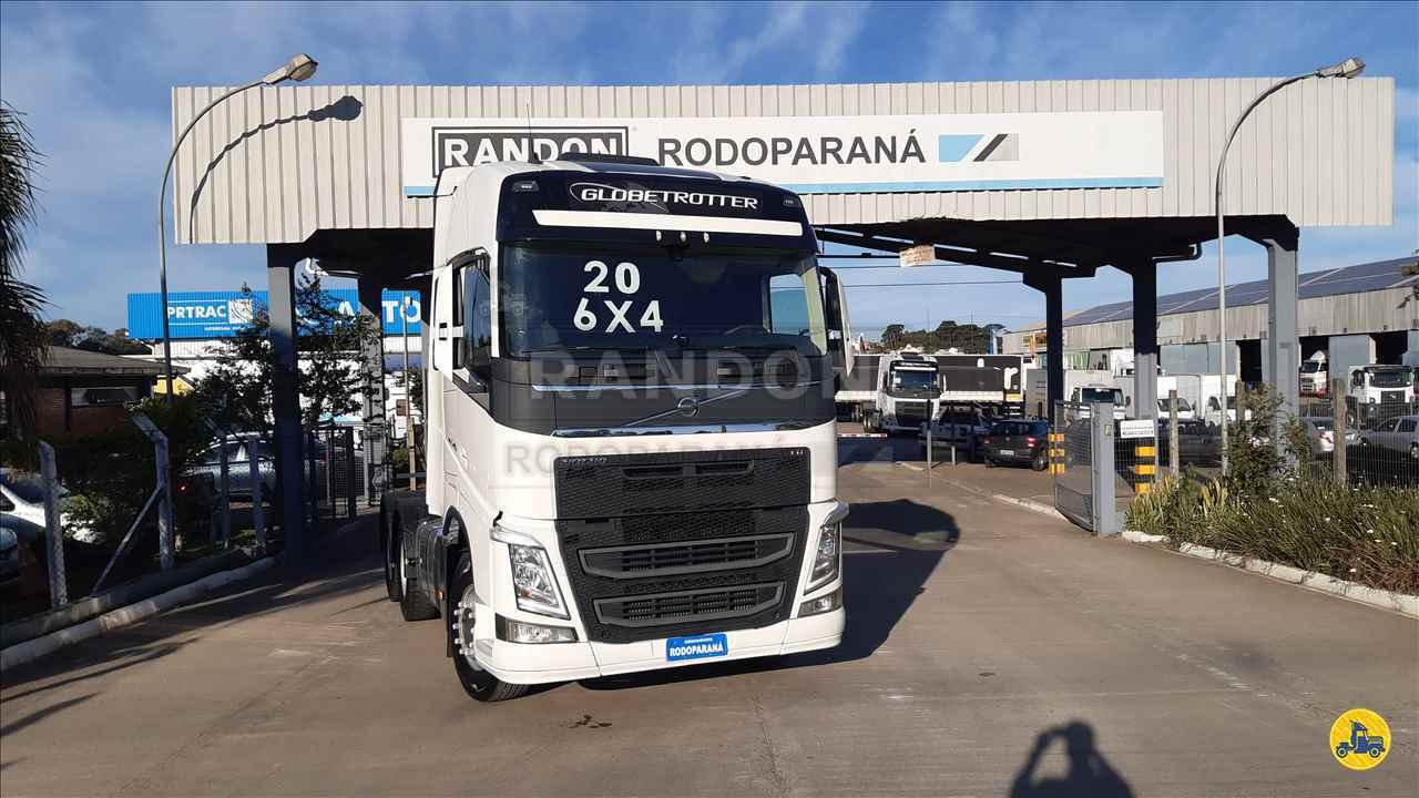 VOLVO FH 540 de Rodoparana - RANDON Curitiba - CURITIBA/PR