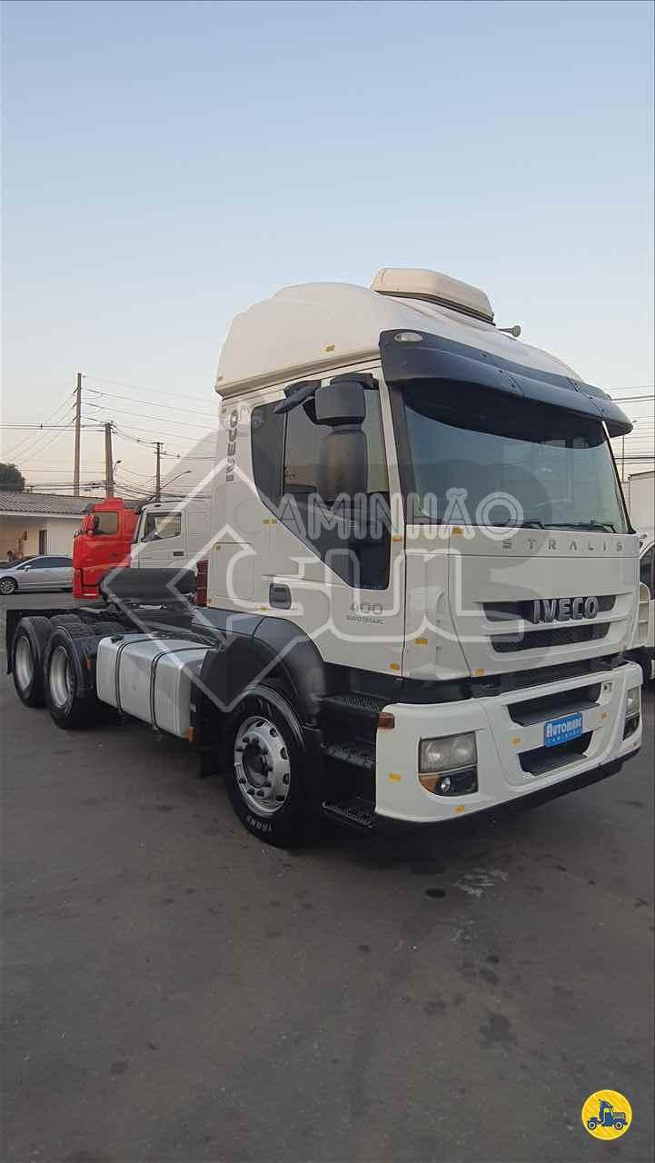 CAMINHAO IVECO STRALIS 400 Cavalo Mecânico Truck 6x2 Caminhão Sul CURITIBA PARANÁ PR