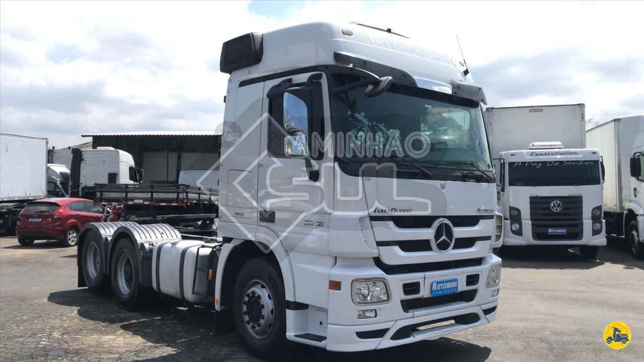 MB 2546 de Caminhão Sul - CURITIBA/PR
