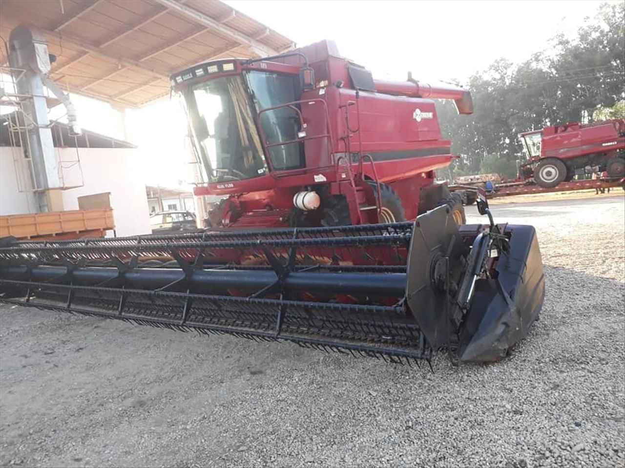COLHEITADEIRA CASE CASE 2388 Só Agrícola Máquinas e Peças BARRETOS SÃO PAULO SP