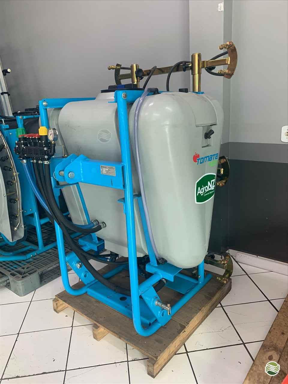 PULVERIZADOR BRAVA TOMATE 400 06X02 Acoplado Hidráulico Agro NZ Comercial Agrícola FRAIBURGO SANTA CATARINA SC