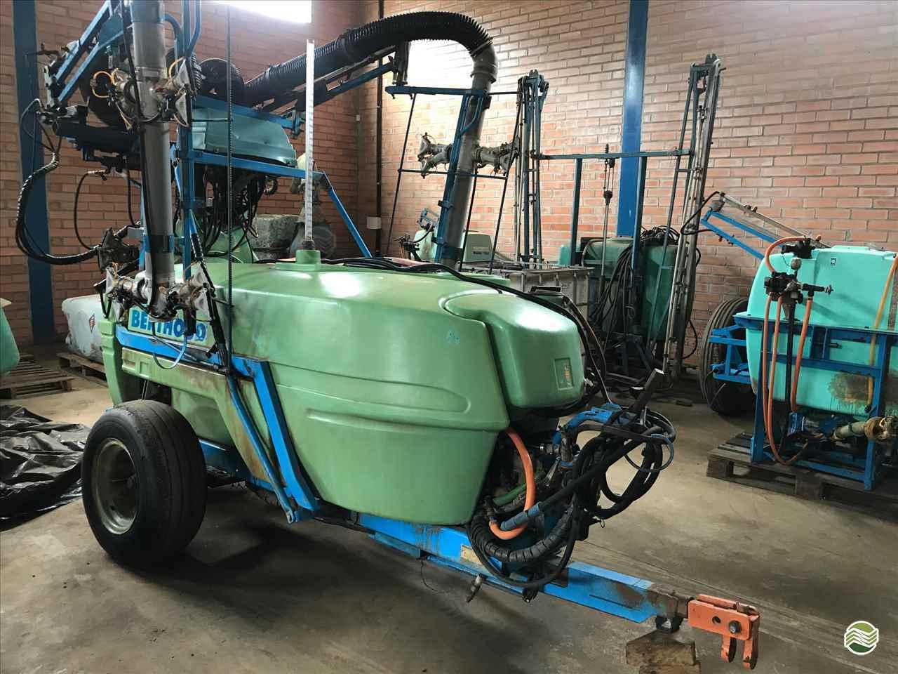 PULVERIZADOR BERTHOUD ATOMIZADOR Arrasto Agro NZ Comercial Agrícola FRAIBURGO SANTA CATARINA SC