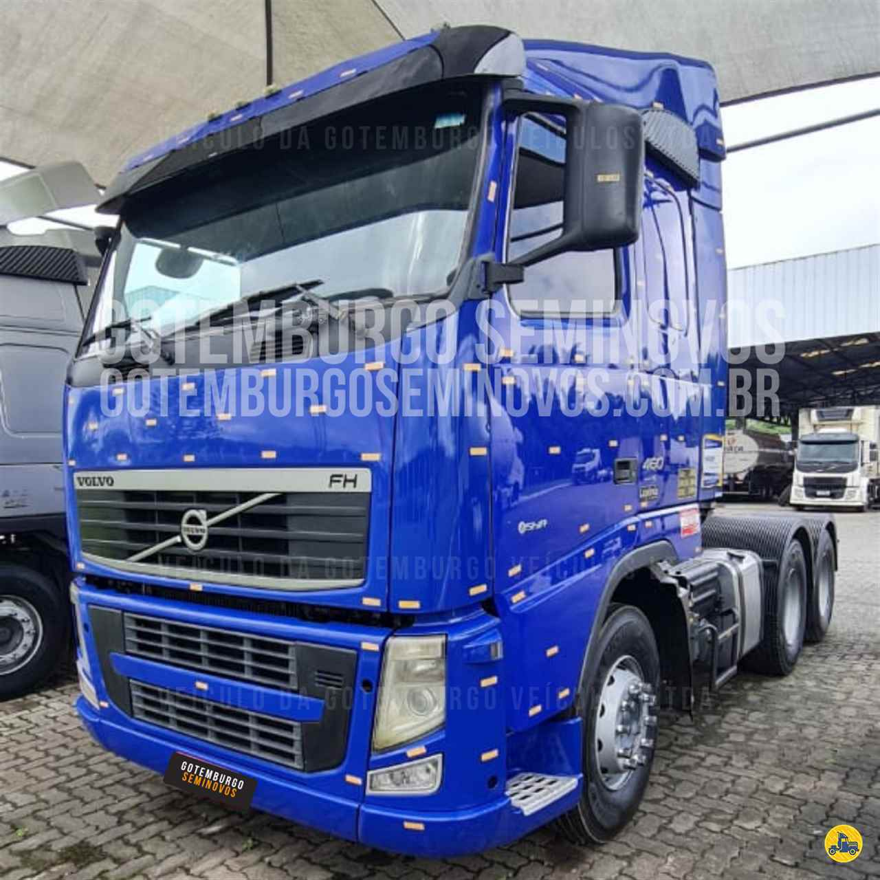 CAMINHAO VOLVO VOLVO FH 460 Cavalo Mecânico Truck 6x2 Gotemburgo - VOLVO no Nordeste SIMOES FILHO BAHIA BA