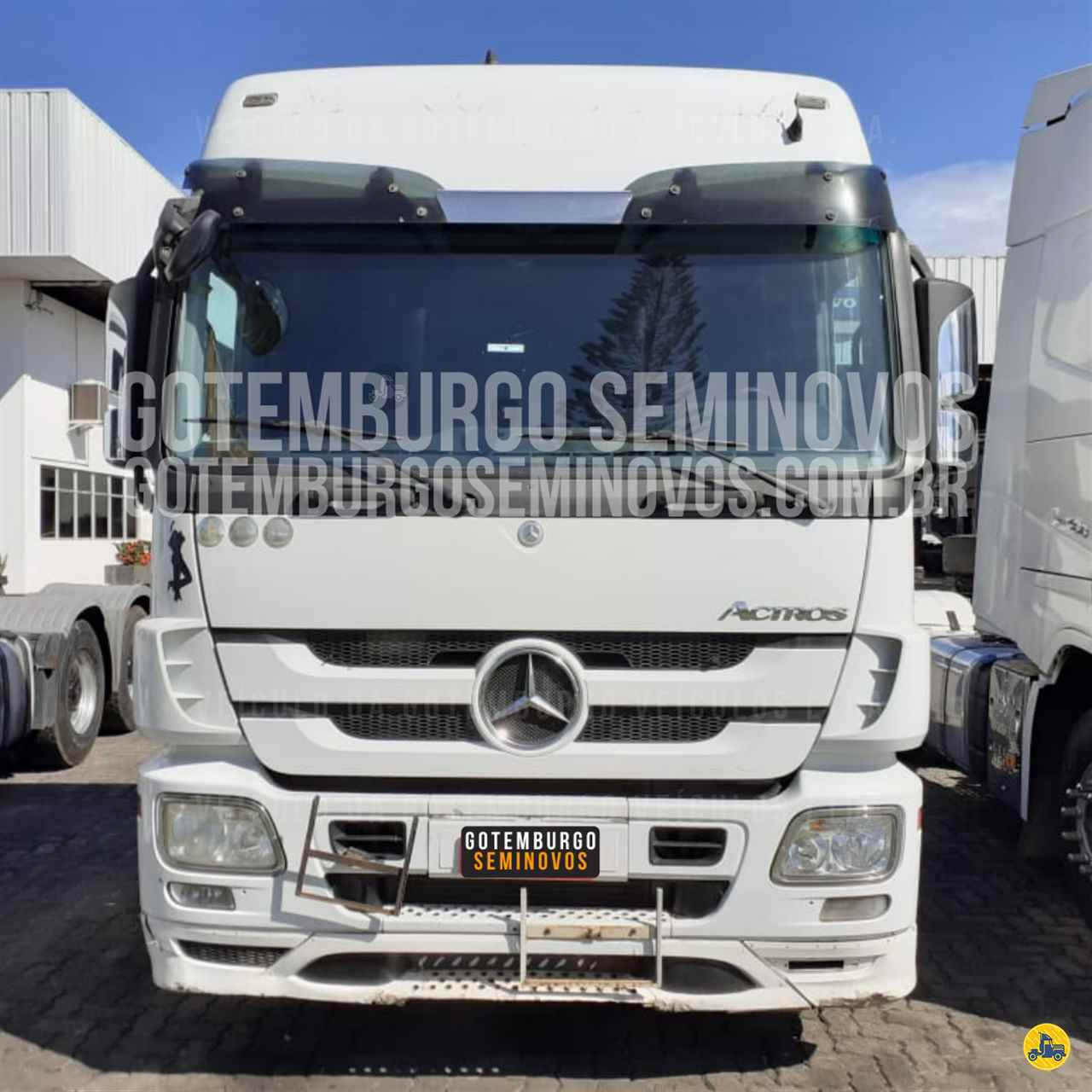 CAMINHAO MERCEDES-BENZ MB 2646 Cavalo Mecânico Traçado 6x4 Gotemburgo - VOLVO no Nordeste SIMOES FILHO BAHIA BA