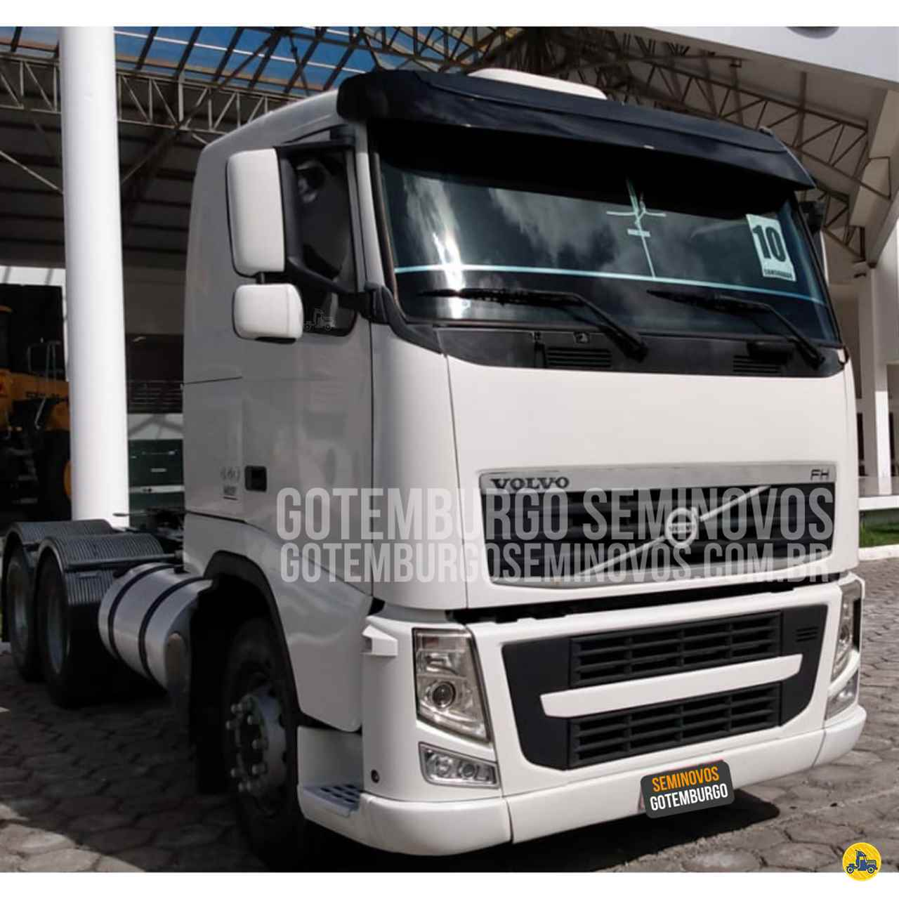 CAMINHAO VOLVO VOLVO FH 440 Cavalo Mecânico Truck 6x2 GOTEMBURGO | SEMINOVOS SIMOES FILHO BAHIA BA