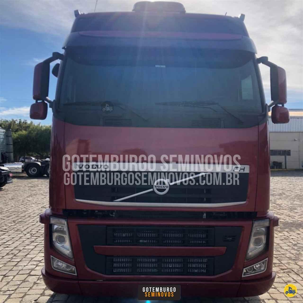 VOLVO FH 540 de GOTEMBURGO | SEMINOVOS - SIMOES FILHO/BA