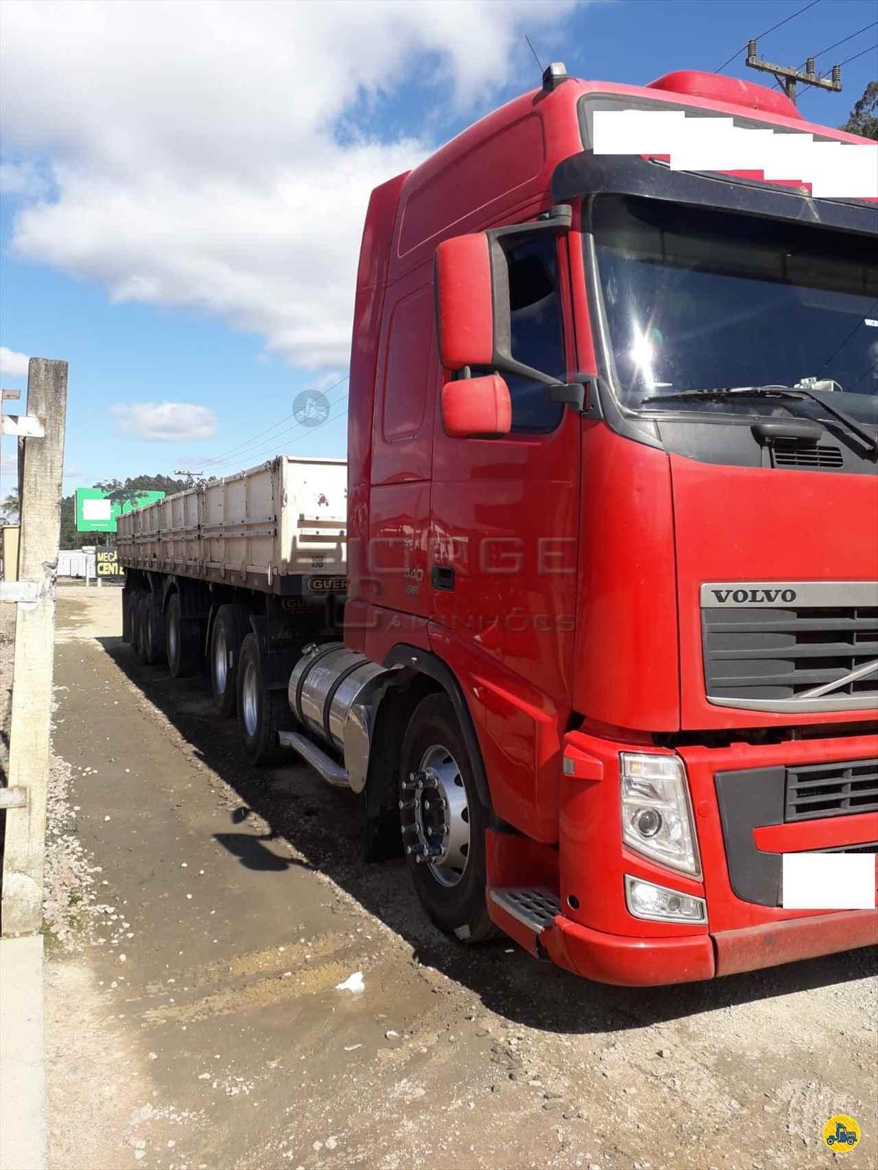 CAMINHAO VOLVO VOLVO FH 440 Cavalo Mecânico Truck 6x2 Jorge Caminhões CURITIBA PARANÁ PR