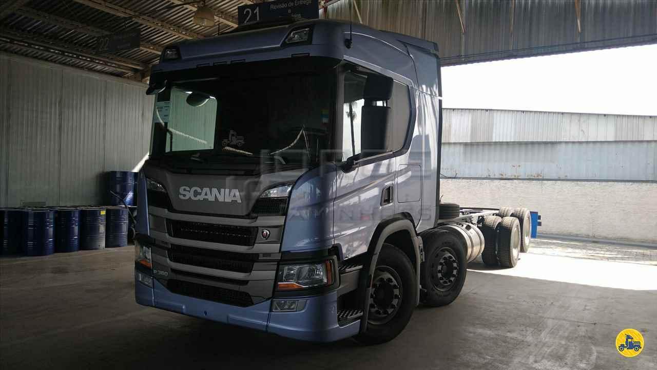 CAMINHAO SCANIA SCANIA P360 Chassis BiTruck 8x2 Jorge Caminhões CURITIBA PARANÁ PR
