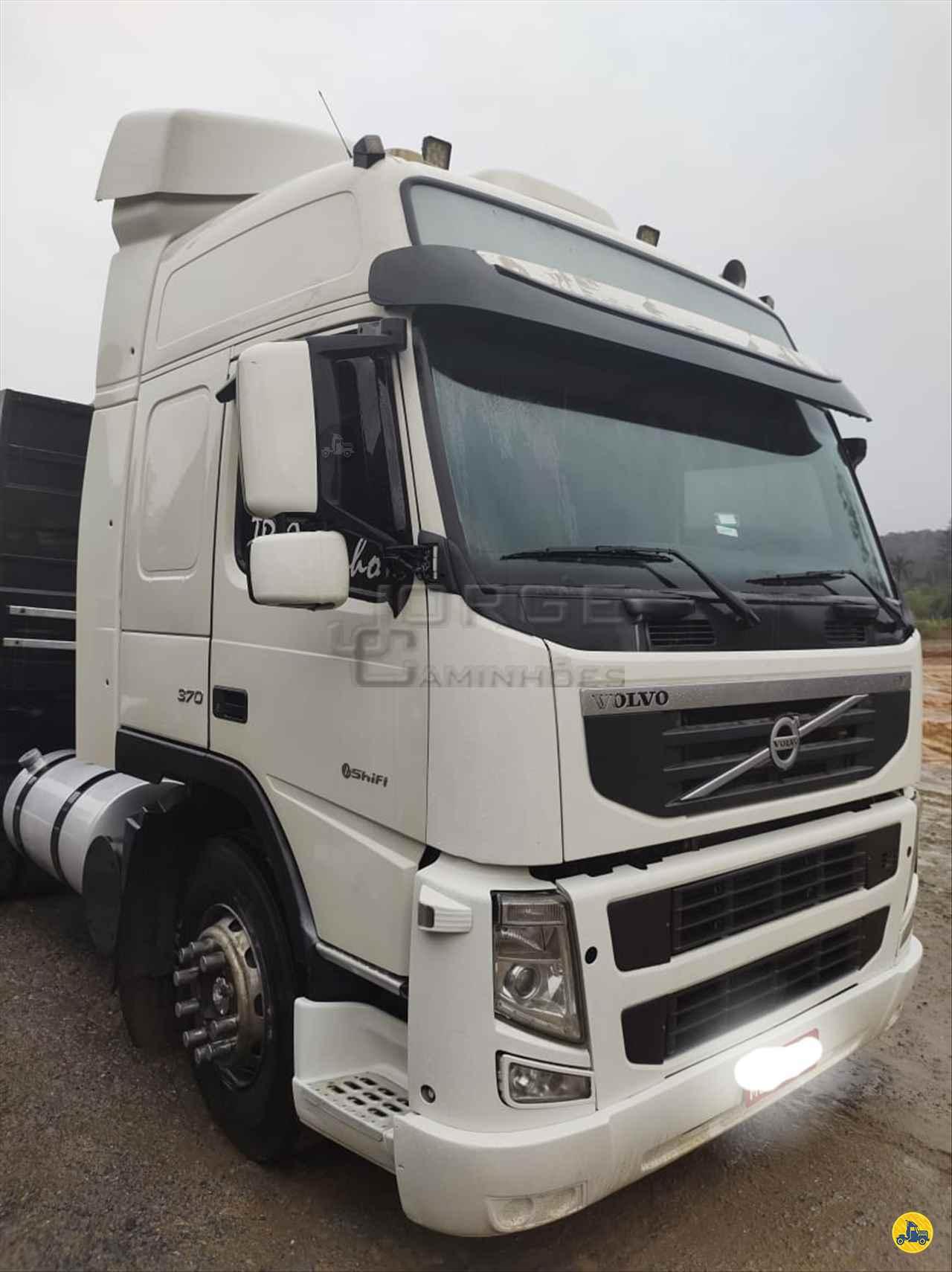 CAMINHAO VOLVO VOLVO FM 370 Cavalo Mecânico Truck 6x2 Jorge Caminhões CURITIBA PARANÁ PR