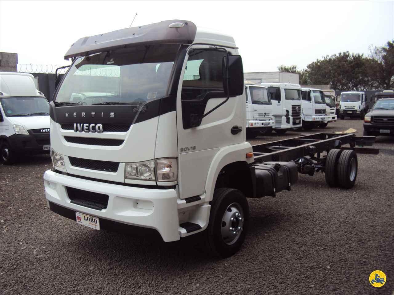 CAMINHAO IVECO VERTIS HD 90V18 Chassis 3/4 4x2 Lobo Caminhões AMERICANA SÃO PAULO SP