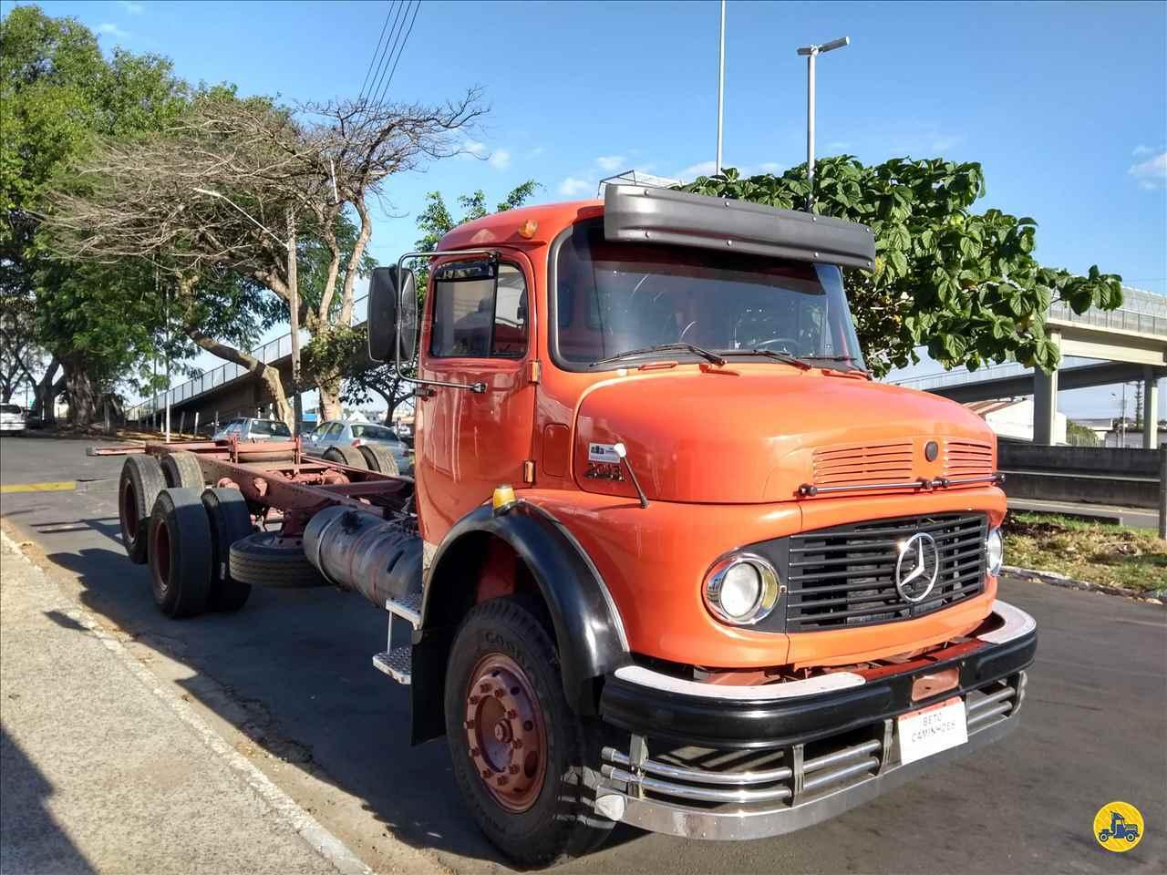 MERCEDES-BENZ MB 2013  1979/1979 Beto Caminhões Piracicaba