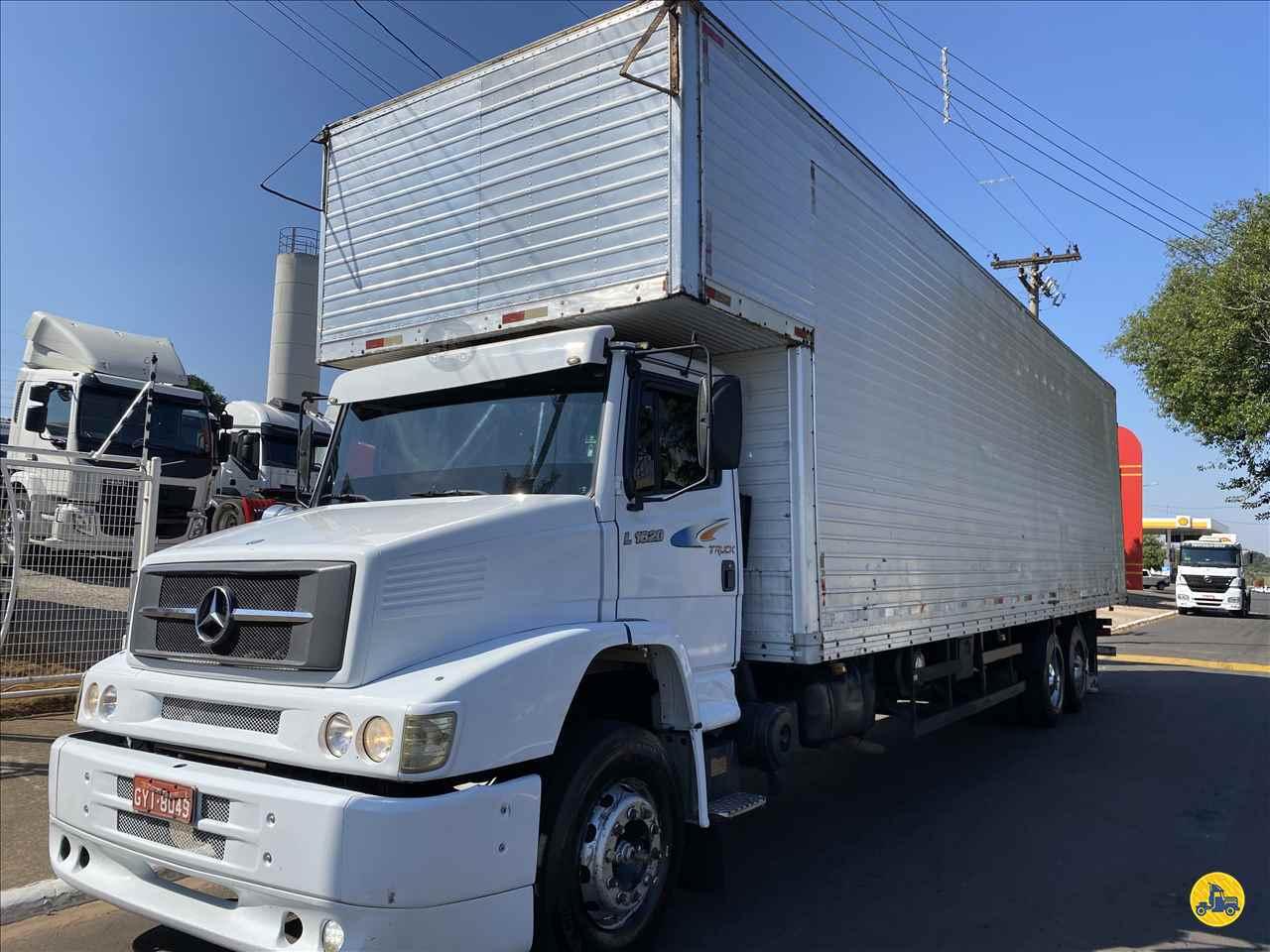 CAMINHAO MERCEDES-BENZ MB 1620 Cavalo Mecânico Truck 6x2 Beto Caminhões Piracicaba AMERICANA SÃO PAULO SP
