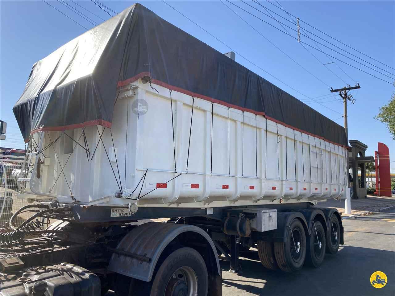 CARRETA SEMI-REBOQUE BASCULANTE Beto Caminhões Piracicaba AMERICANA SÃO PAULO SP