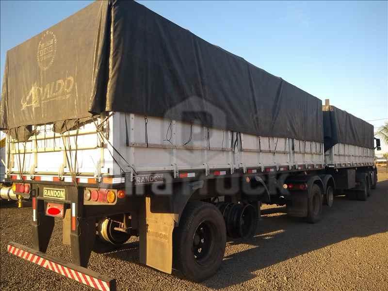 BITREM GRANELEIRO  2010/2011 Piratruck Implementos Rodoviários