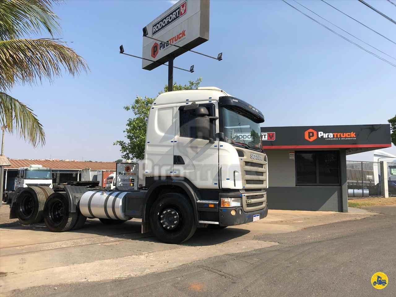 CAMINHAO SCANIA SCANIA 420 Cavalo Mecânico Truck 6x2 Piratruck Implementos Rodoviários PIRACICABA SÃO PAULO SP
