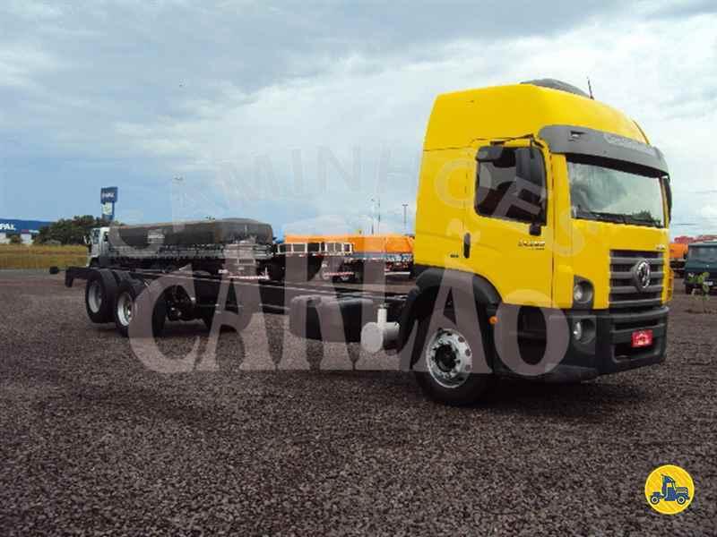 VOLKSWAGEN VW 24280 210000km 2014/2014 Carlão Caminhões