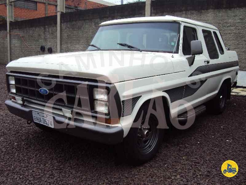 FORD F1000 XL  1989/1989 Carlão Caminhões