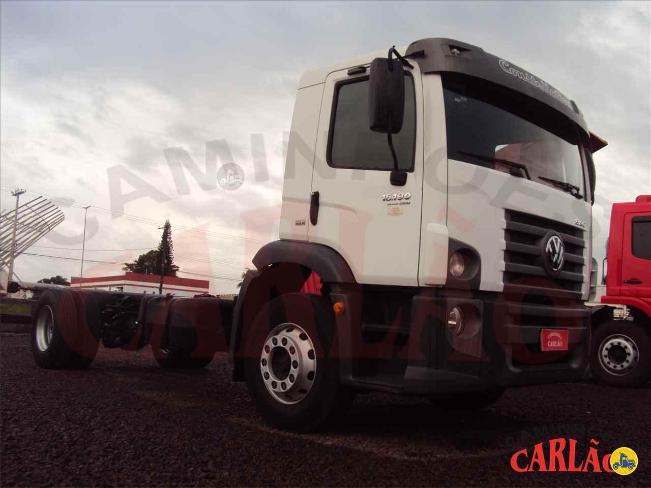 CAMINHAO VOLKSWAGEN VW 15190 Chassis Toco 4x2 Carlão Caminhões CARAZINHO RIO GRANDE DO SUL RS