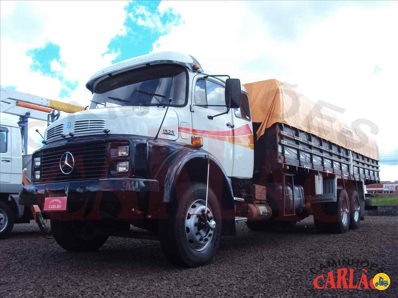 MB 1525 de Carlão Caminhões - CARAZINHO/RS
