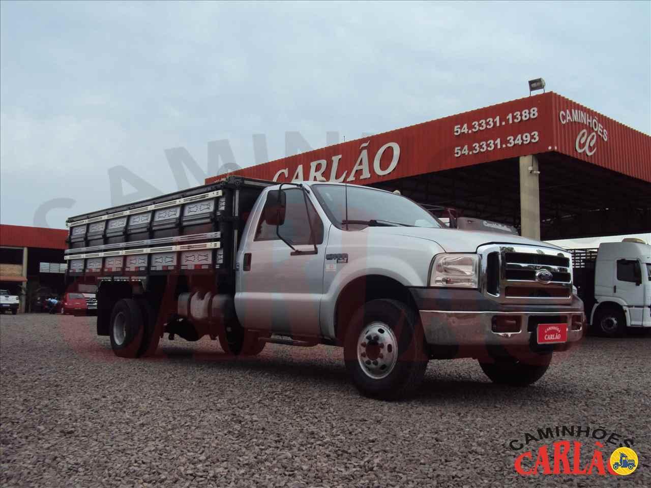 CAMINHAO FORD F4000 Graneleiro Toco 4x2 Carlão Caminhões CARAZINHO RIO GRANDE DO SUL RS