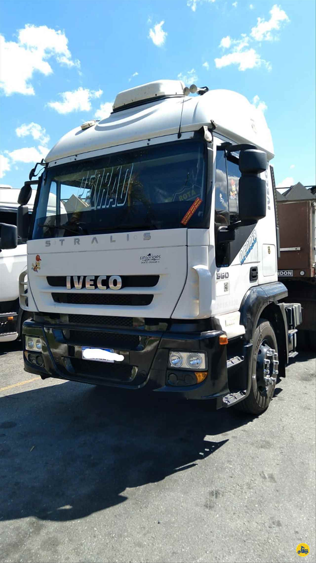 STRALIS 360 de Afranio Caminhões - RIO BONITO/RJ