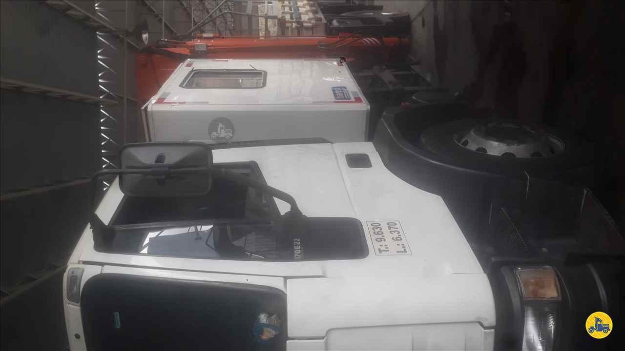 EUROCARGO 170E22 de Afranio Caminhões - RIO BONITO/RJ