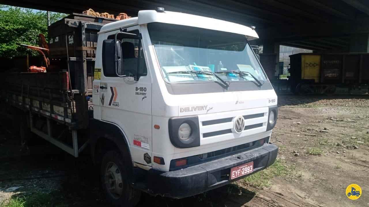 VW 8150 de Afranio Caminhões - RIO BONITO/RJ