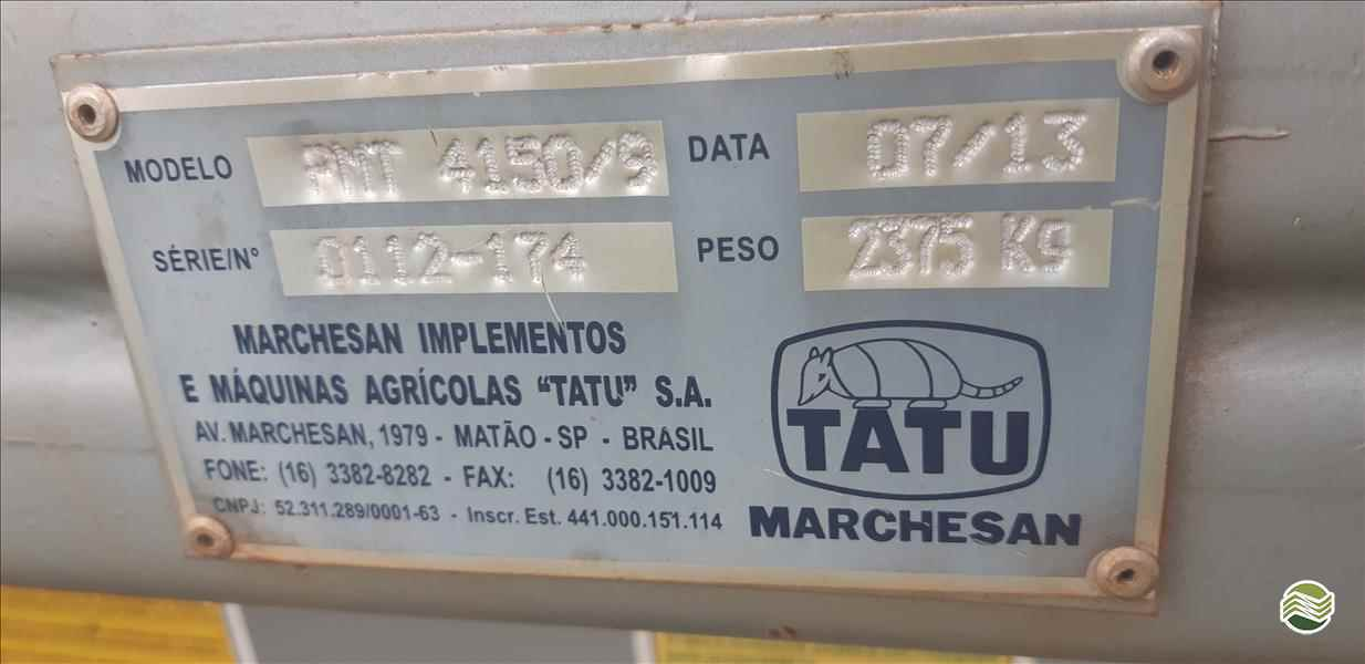 TATU PMT 5050  2013/2013 RG Equipamentos Agrícolas