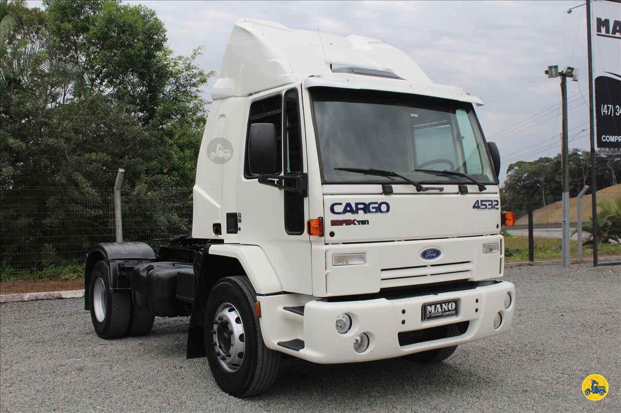 CAMINHAO FORD CARGO 4532 Cavalo Mecânico Toco 4x2 Mano Caminhões JOINVILLE SANTA CATARINA SC