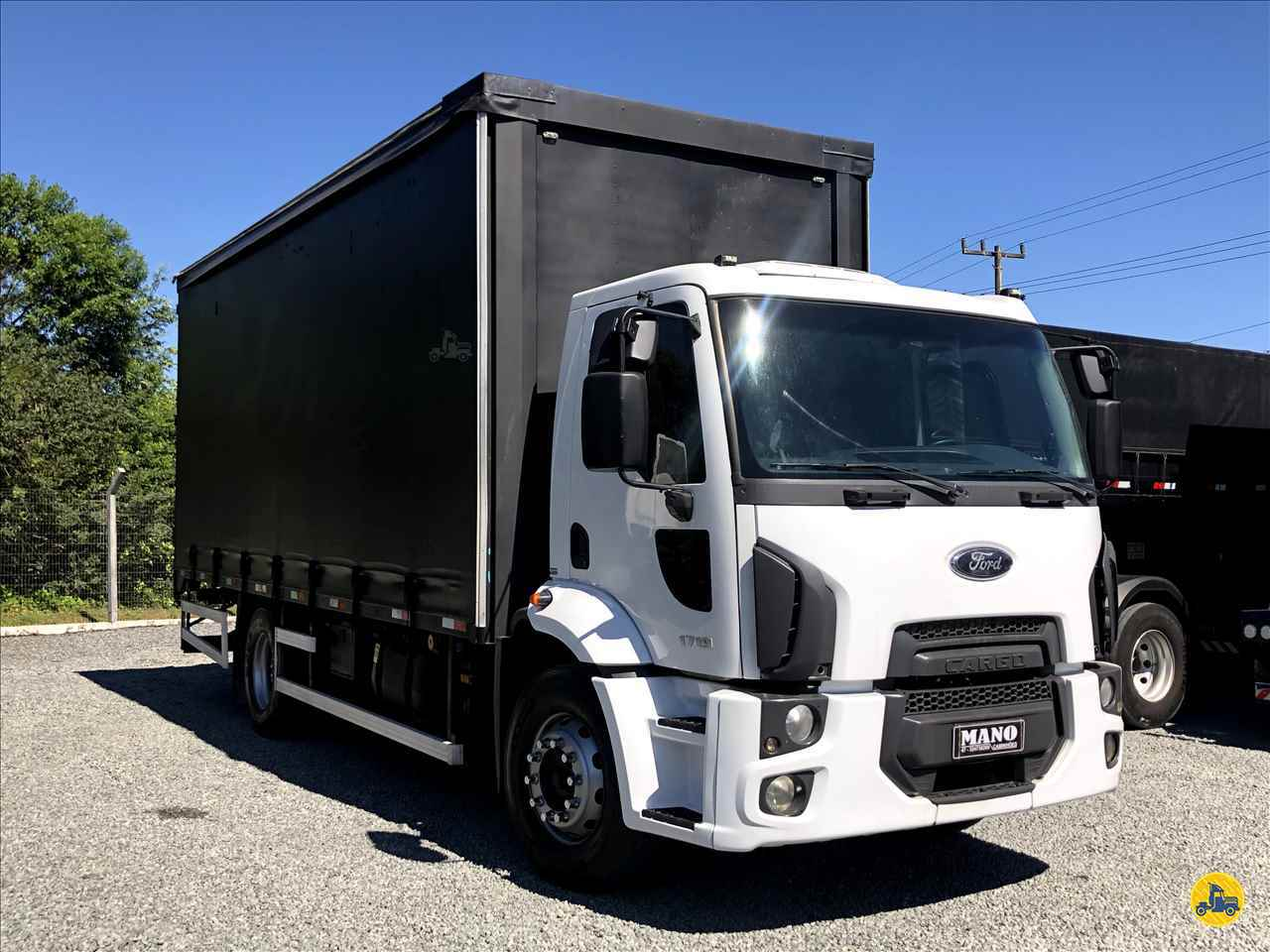 CARGO 1719 de Mano Caminhões - JOINVILLE/SC