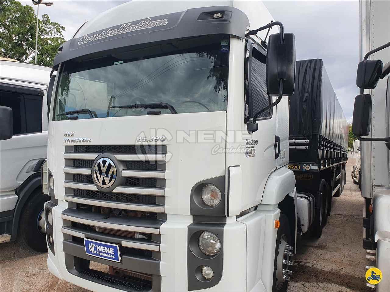 CAMINHAO VOLKSWAGEN VW 25390 Cavalo Mecânico Truck 6x2 Nene Caminhões SAO JOAO DA BOA VISTA SÃO PAULO SP
