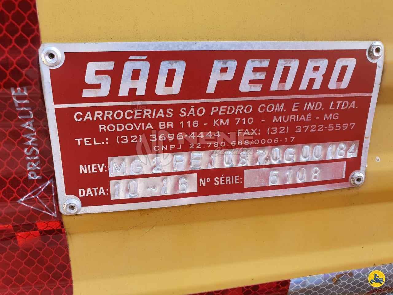 TOCO BAU FURGAO  2008 Nene Caminhões