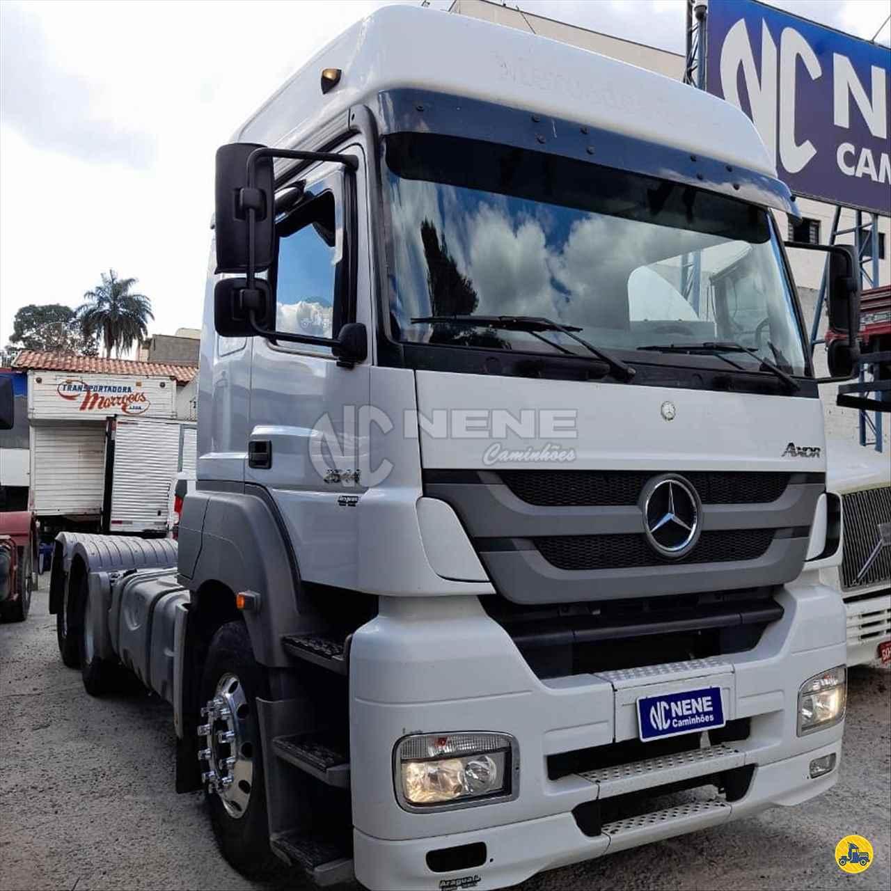 CAMINHAO MERCEDES-BENZ MB 2544 Cavalo Mecânico Truck 6x2 Nene Caminhões SAO JOAO DA BOA VISTA SÃO PAULO SP