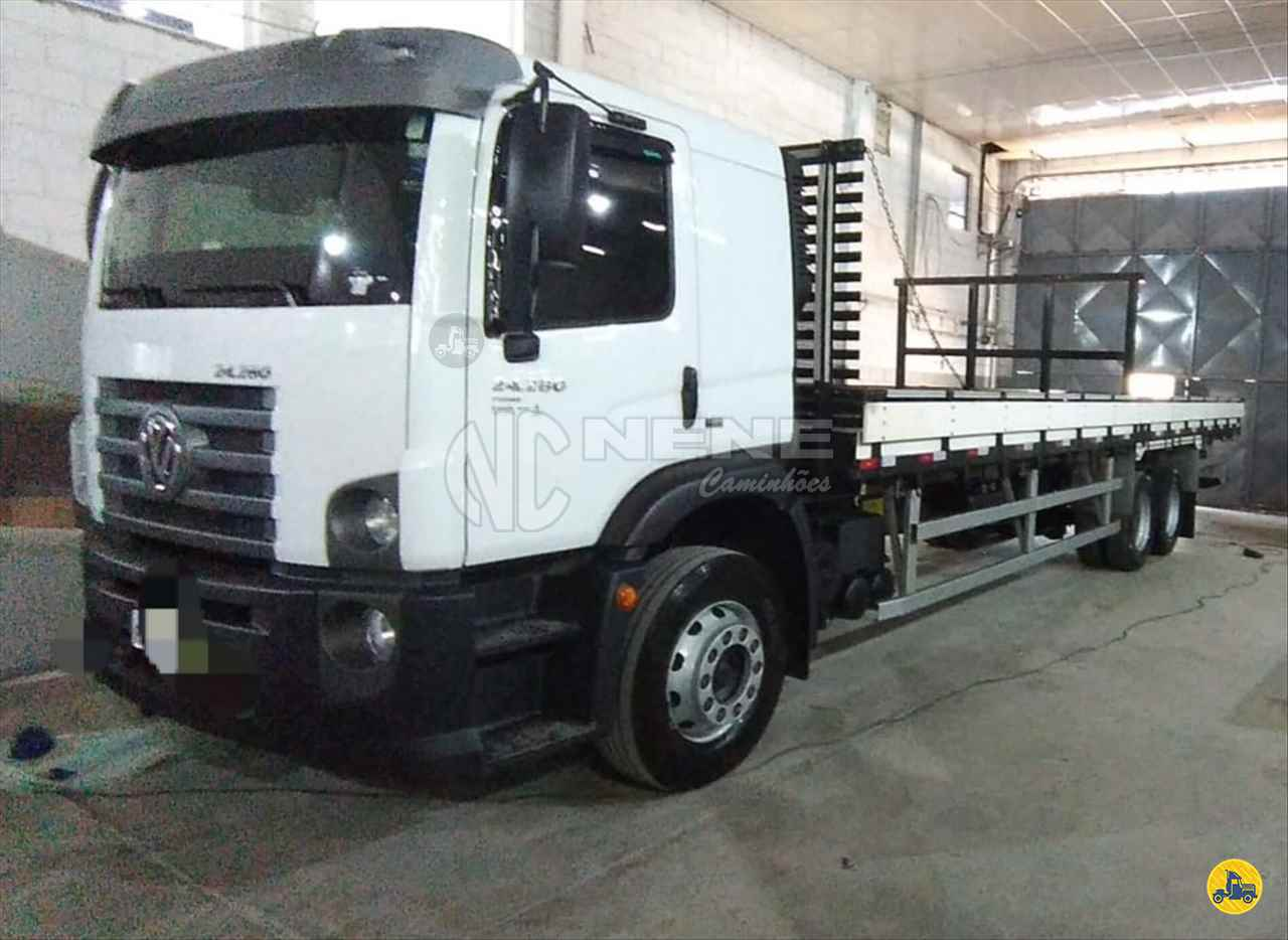 CAMINHAO VOLKSWAGEN VW 24280 Carga Seca Truck 6x2 Nene Caminhões SAO JOAO DA BOA VISTA SÃO PAULO SP