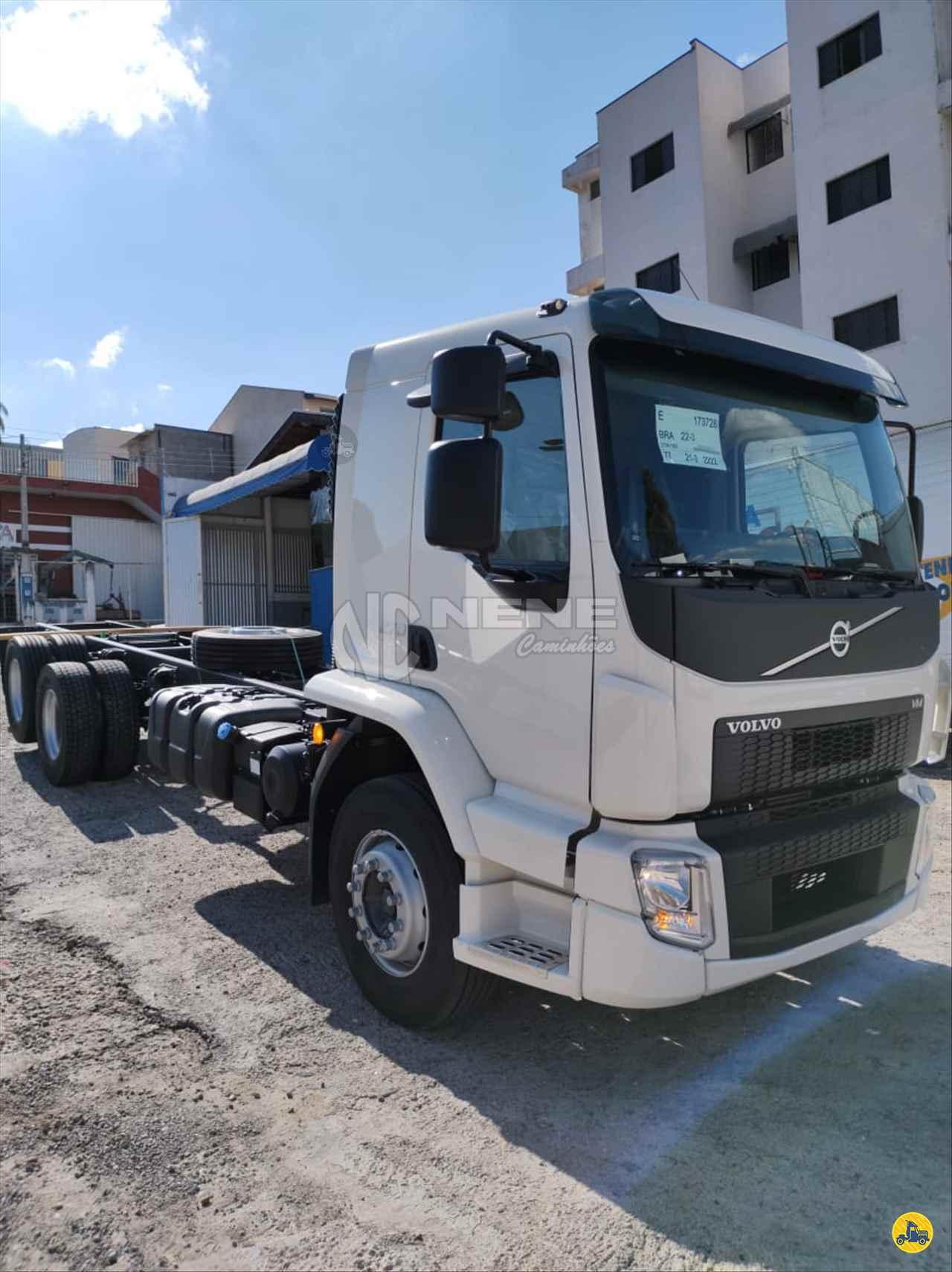 CAMINHAO VOLVO VOLVO VM 270 Chassis Truck 6x2 Nene Caminhões SAO JOAO DA BOA VISTA SÃO PAULO SP