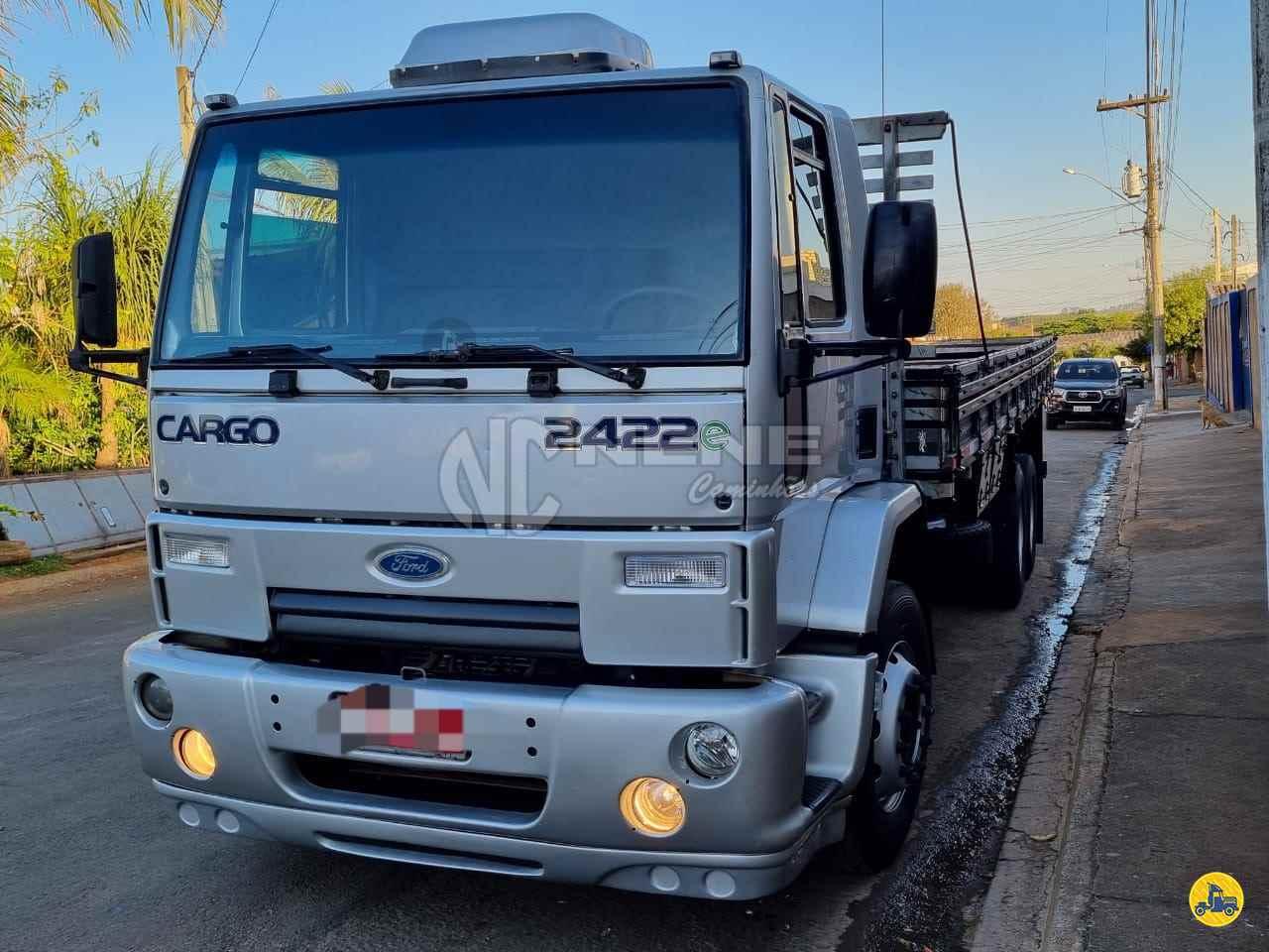 CAMINHAO FORD CARGO 2422 Carga Seca Truck 6x2 Nene Caminhões SAO JOAO DA BOA VISTA SÃO PAULO SP