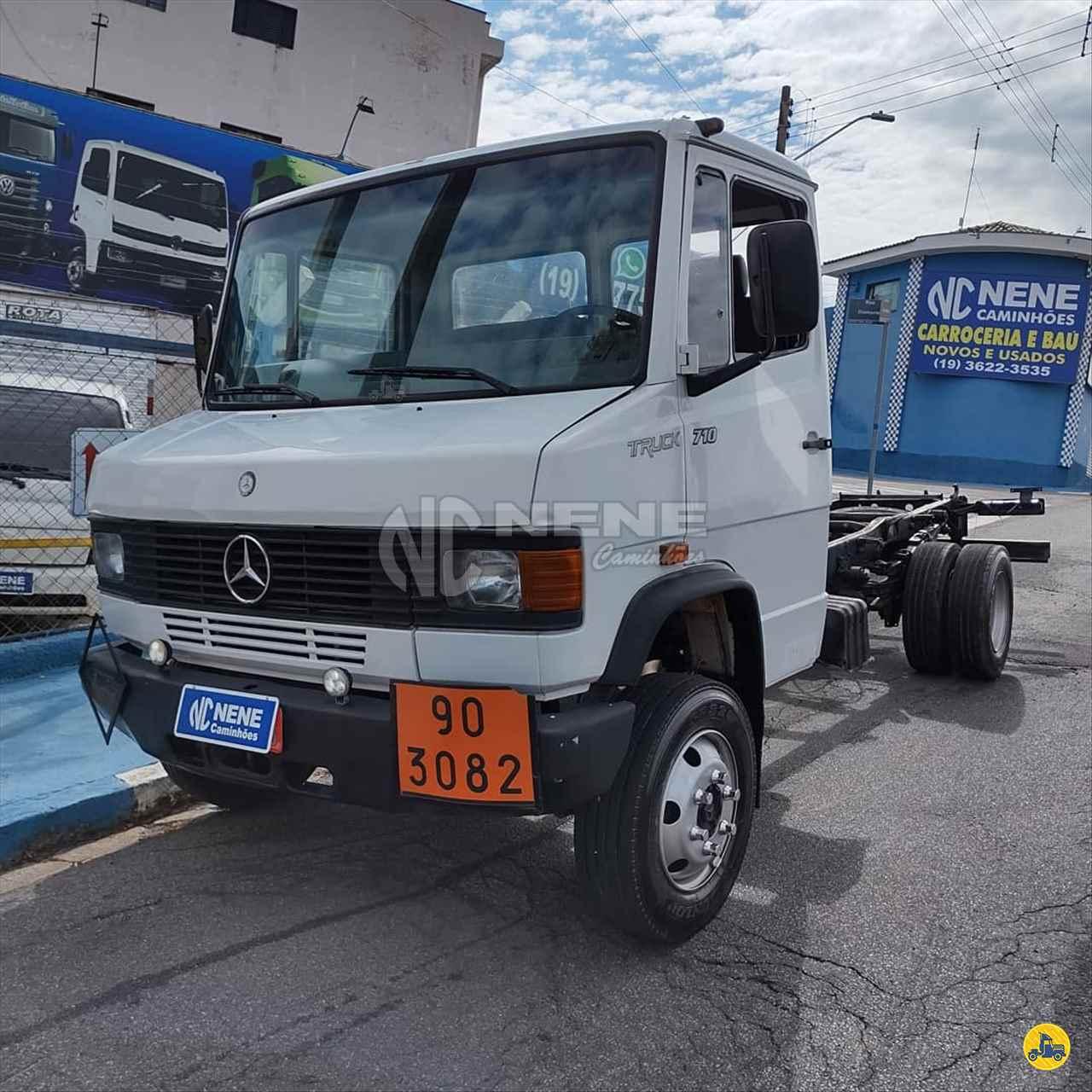 CAMINHAO MERCEDES-BENZ MB 710 Chassis 3/4 4x2 Nene Caminhões SAO JOAO DA BOA VISTA SÃO PAULO SP