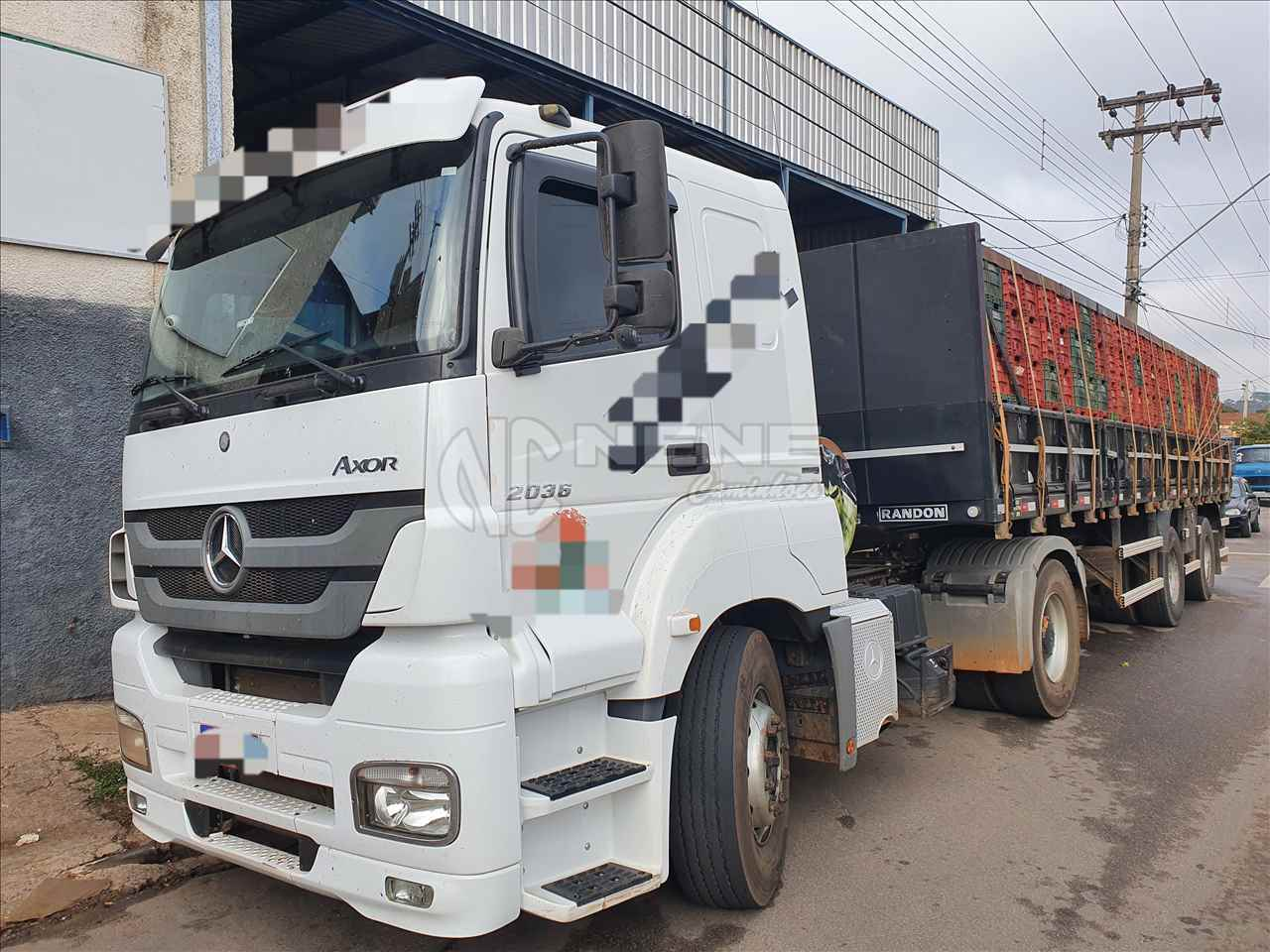 CAMINHAO MERCEDES-BENZ MB 2036 Cavalo Mecânico Toco 4x2 Nene Caminhões SAO JOAO DA BOA VISTA SÃO PAULO SP