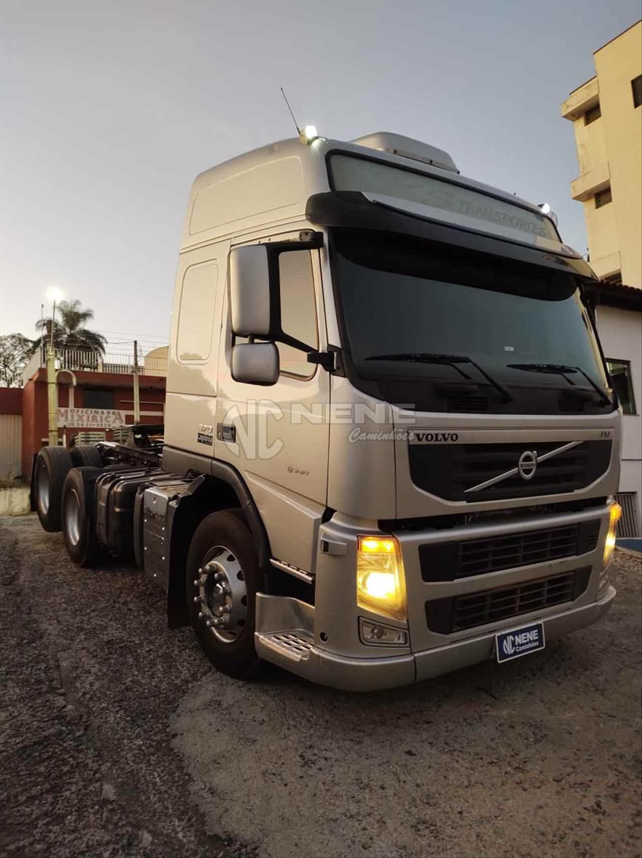 CAMINHAO VOLVO VOLVO FM 370 Cavalo Mecânico Truck 6x2 Nene Caminhões SAO JOAO DA BOA VISTA SÃO PAULO SP
