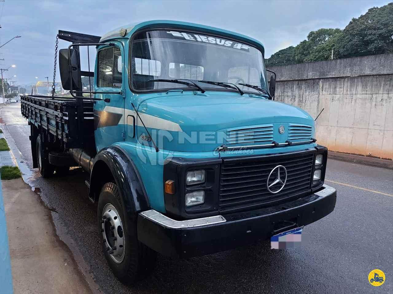 CAMINHAO MERCEDES-BENZ MB 1313 Carga Seca Toco 4x2 Nene Caminhões SAO JOAO DA BOA VISTA SÃO PAULO SP
