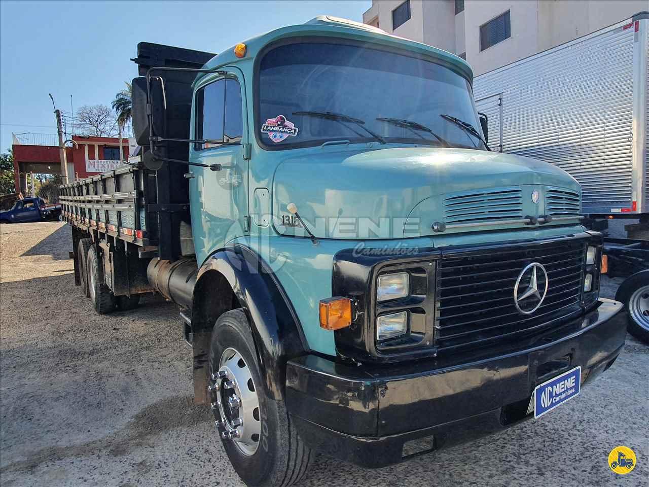 MB 1318 de Nene Caminhões - SAO JOAO DA BOA VISTA/SP