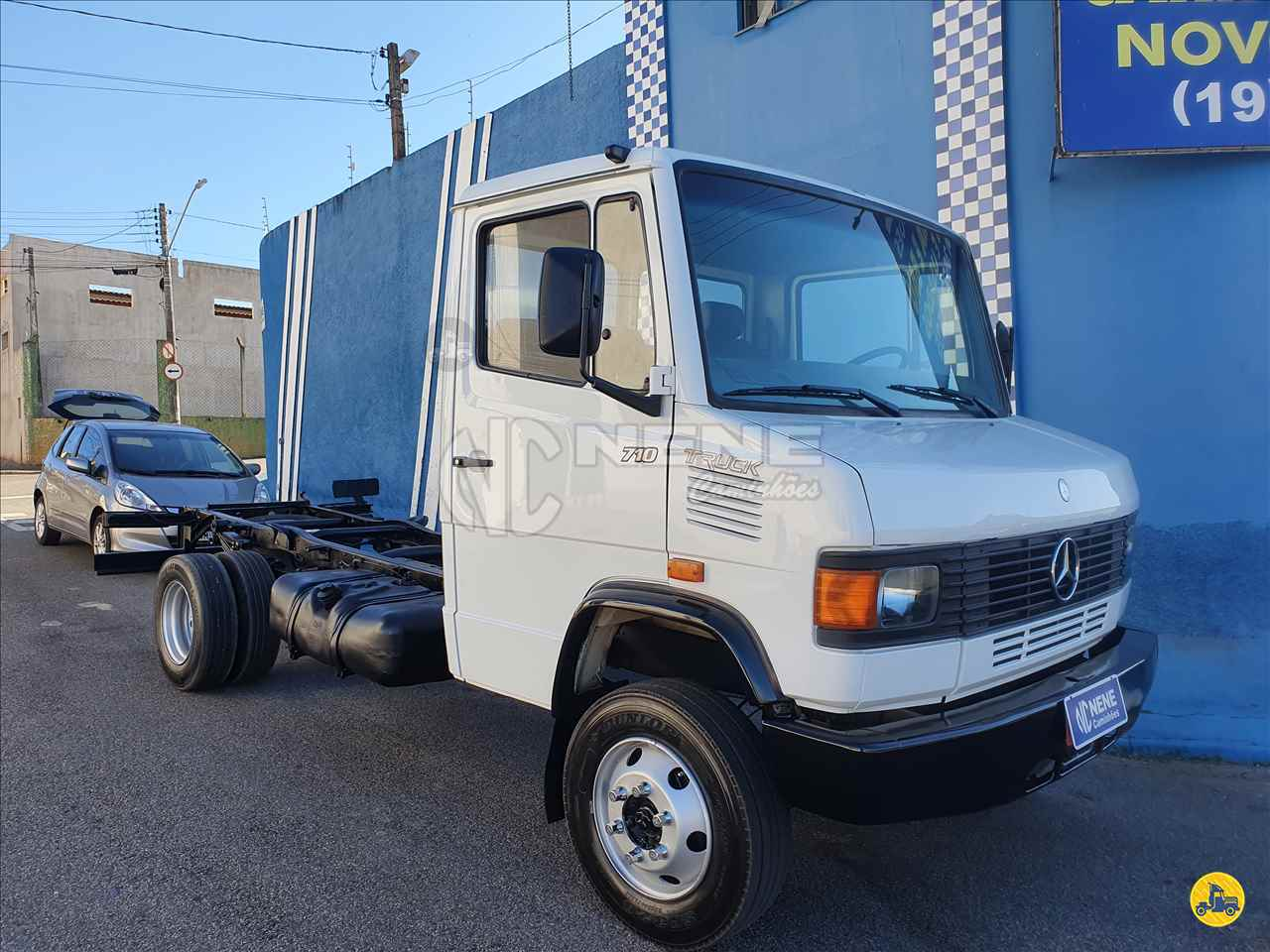 MB 710 de Nene Caminhões - SAO JOAO DA BOA VISTA/SP
