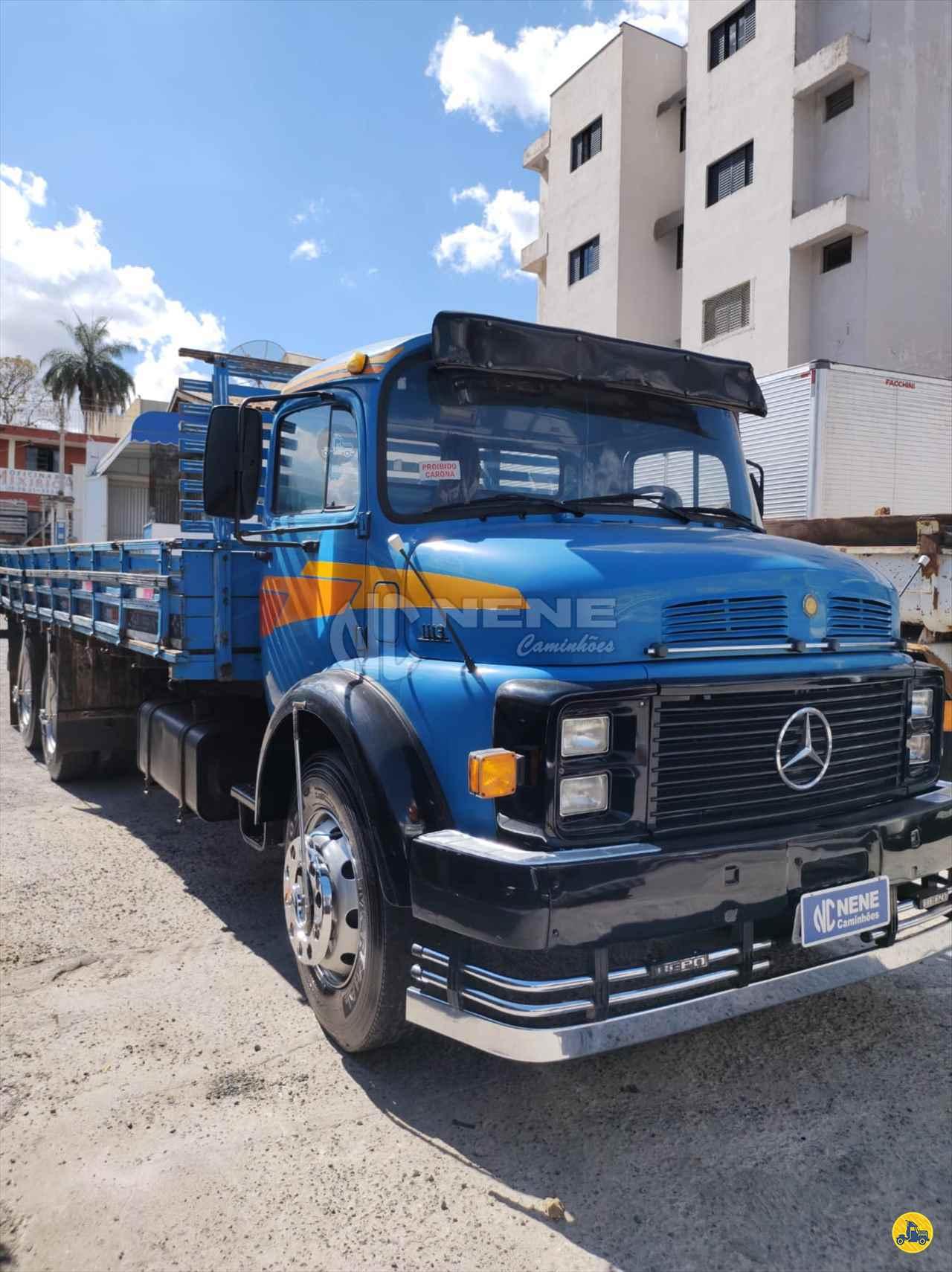 MB 1113 de Nene Caminhões - SAO JOAO DA BOA VISTA/SP