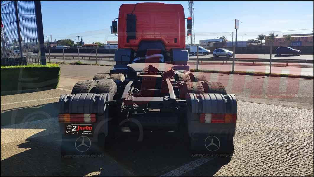 MERCEDES-BENZ MB 2540 587000km 2010/2011 2 Japão Caminhões e Carretas