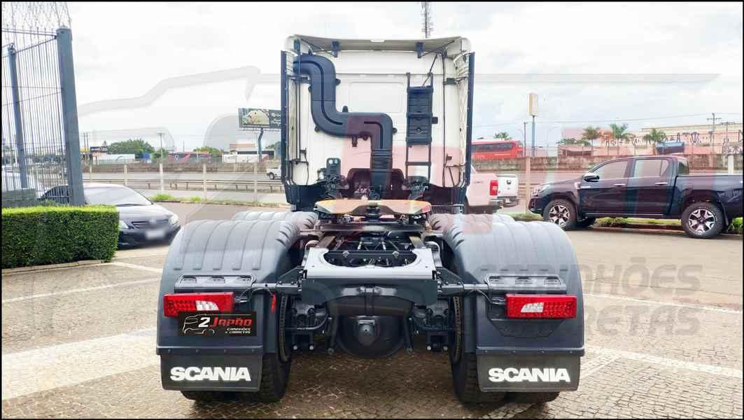 SCANIA SCANIA 440 177000km 2018/2018 2 Japão Caminhões e Carretas