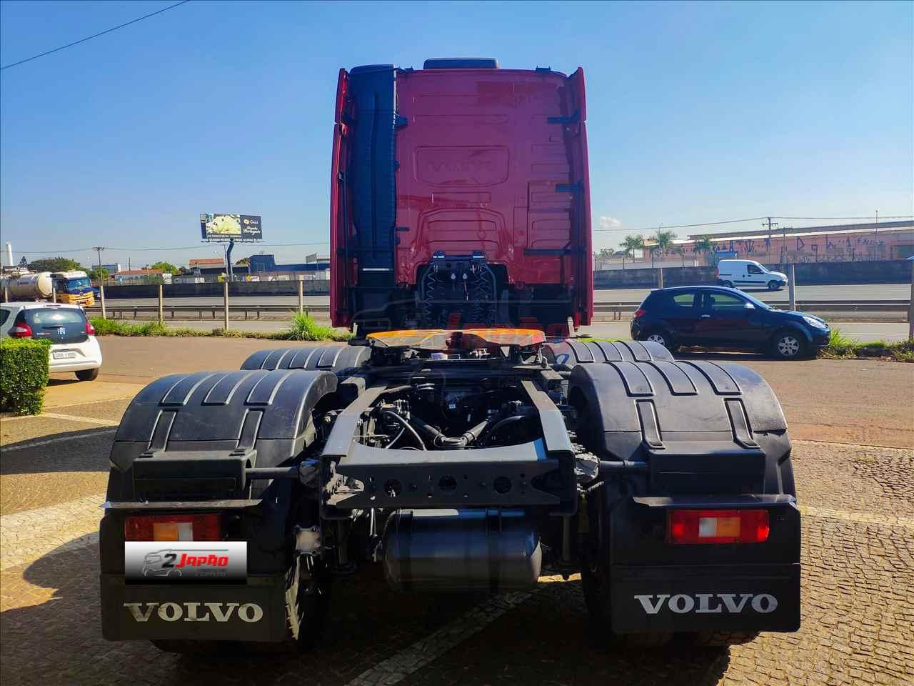 VOLVO VOLVO FH 540 144000km 2019/2020 2 Japão Caminhões e Carretas