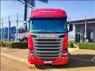 SCANIA SCANIA 440 242000km 2015/2016 2 Japão Caminhões e Carretas