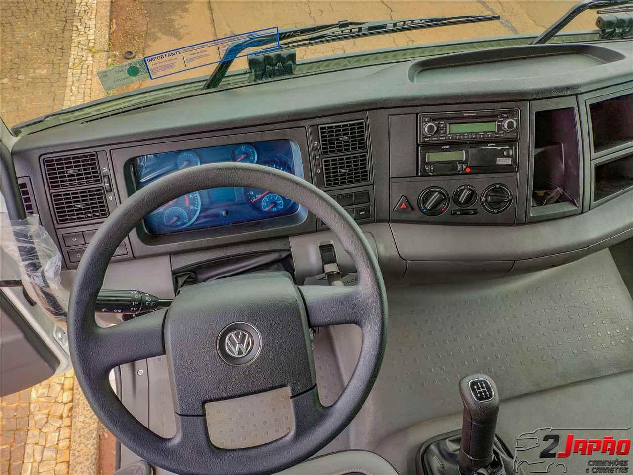 VOLKSWAGEN VW 24280 406km 2021/2022 2 Japão Caminhões e Carretas