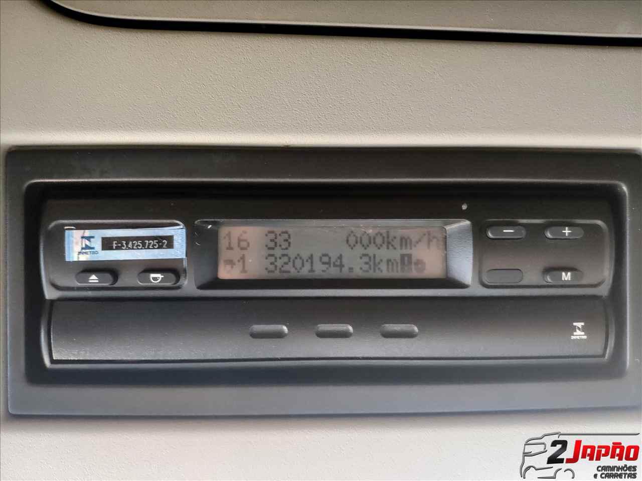 VOLVO VOLVO FH 540 320000km 2018/2018 2 Japão Caminhões e Carretas