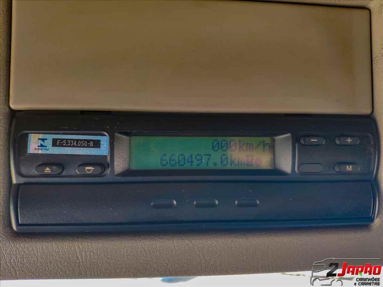 VOLVO VOLVO FM 370 660000km 2012/2012 2 Japão Caminhões e Carretas